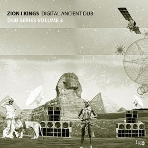 Digital Ancient Dub Cover