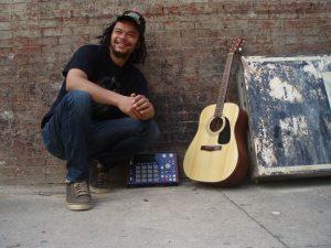 """Founder & Label Artist Andrew """"Moon"""" Bain"""